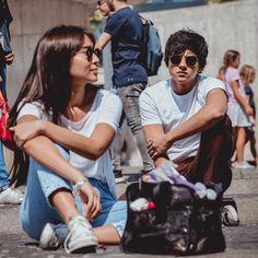 Ikaw at ako. Filipino, Prenuptial Photoshoot, Daniel Johns, Filipina Beauty, Daniel Padilla, Kathryn Bernardo, Korean Couple, Avatar Couple, Couple Aesthetic