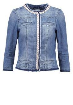Jeansjacken sind Must-Have Trend im Frühjahr/Sommer 2015 - FLAIR fashion & home