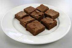 Brownies - de bedste Amerikanske!, - Dobbelt op, så passer den til en stor bradepande