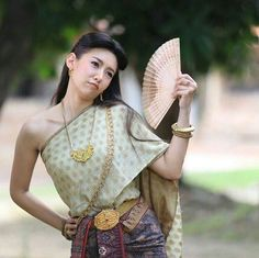 Love Destiny, Thai Dress, Traditional Fashion, Southeast Asia, Actors & Actresses, Thailand, Drama, Feminine, Sari