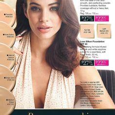 Shop with me https://shop.avon.com.au/store/alistarling  #foundation #beauty #makeup #avon #avonaustralia #australia #coverup #flawless #coverage #spf #powder #lasting #extralasting #fresh #colour #sensitiveskin #cc #luxe   https://shop.avon.com.au/store/alistarling