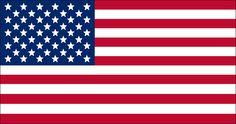 Bandera, Icono, Estados, Libre, Banderas, Unidos