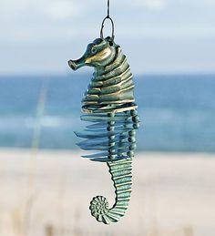 seahorse windchime