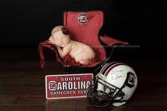Gamecock Baby … Joe would love that ! Newborn Pictures, Baby Pictures, Baby Photos, Baby Momma, Baby Love, Gamecock Nation, Go Gamecocks, Delivery Photos, South Carolina Gamecocks