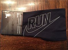 "Nike 3.0 Dri Fit Running ""RUN"" Headband Double Wide Headband Black Reflective 3m White Nike http://www.amazon.com/dp/B011K6PRZA/ref=cm_sw_r_pi_dp_GcjPvb0Z7X5Z2"