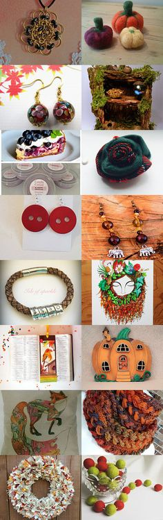 Autumn by Vicky Harrison on Etsy--Pinned+with+TreasuryPin.com