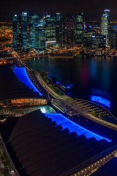 Singapore by night Cinematography, Singapore, Opera House, Film, Night, Building, Places, Photography, Travel