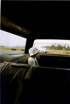 William Eggleston From: Chromes, 1969-1974