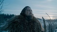THE REVENANT is an immersive and visceral cinematic experience capturing one man's epic adventure of survival and the extraordinary power of the human spirit.
