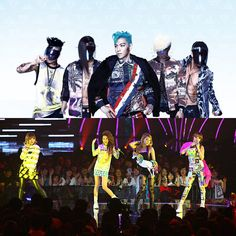 The New York Times selects Big Bang %26 2NE1 concerts for 'Best Concerts of 2012′