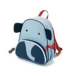 3052f693a Mochila zoopack para niños - mochila para viajes - mochila infantil -  mochila elefante Escolares,