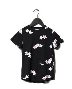 Someday Soon. Bahama tee. £30 #floral #tshirt #childrensclothing