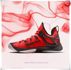 2c281a606cf7 Where To Get Mens 705370-601 Bright Crimson White Black Nike Zoom Hyperrev