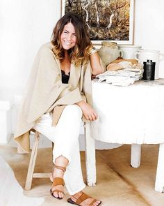 The always gorgeous @kararosenlund (seen here wearing her beloved natural horn bangles and KR winter wrap) stars in our brand new fashion feature Style Diaries. Peak inside the wardrobe of some of Australia's best creative women in our May issue and check out Kara's fave Mothers Day gifts at her online shop - last chance to order today! #countrystylemag #countrystyleloves #fashion  via COUNTRY STYLE MAGAZINE OFFICIAL INSTAGRAM - Celebrity  Fashion  Haute Couture  Advertising  Culture  Beauty…