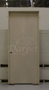6 panel white birch 6 39 8 80 darpet interior doors for Solid core flush door price