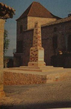 Jochen Gerz, Le Monument vivant de Biron, 1996 (viaabridurif)