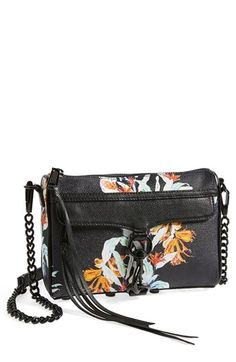 { mini m.a.c. crossbody bag }