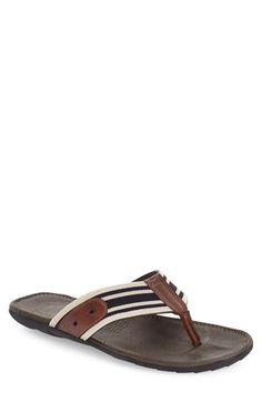 ANATOMIC & CO 'Paraiso' Flip Flop (Men) HELP A DAD OUT FOR FATHER'S DAY