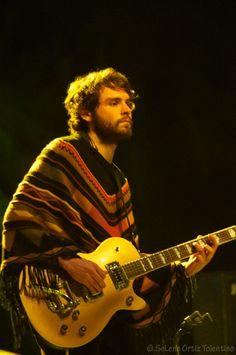 Christian Jean, cuando estaba en Lebaron banda