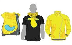 Sleek Hydros flotation vest saves your life and keeps you warm
