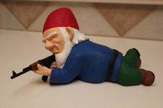 Combat gnome... haha