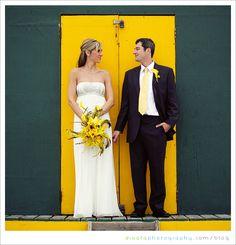 Sea Isle Beach Wedding little mellow yellow wedding | chrissy+kevin