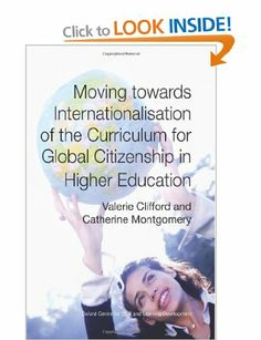 Moving towards Internationalisation of the Curriculum for Global Citizenship: Amazon.co.uk: Valerie Clifford, Catherine Montgomery: Books