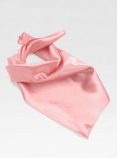 Halstuch Kunstfaser rosé