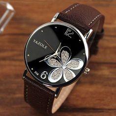 Quartz Watch Women Watches Brand Luxury 2016 Wristwatch Female Clock Wrist Watch