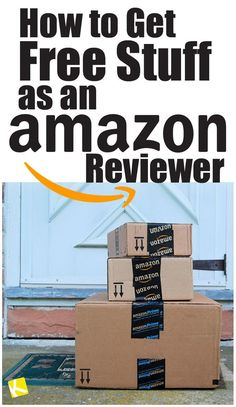 How to Get Free Stuff as an Amazon Reviewer