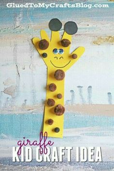 More information  sc 1 st  Pinterest & Giraffe paper plate craft for kids! Could use for a zoo theme unit ...