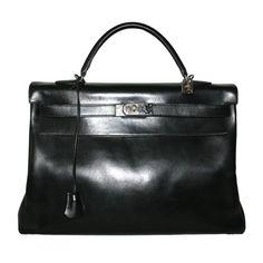 Exceptional Hermès Kelly Box 40 cm