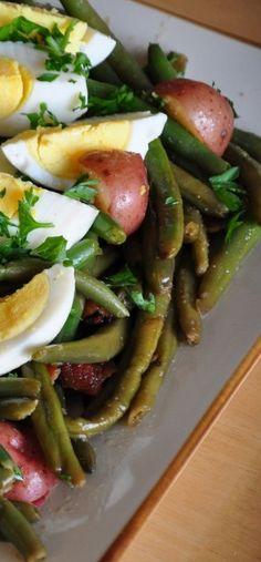 Liégeoise salad  - Belgium