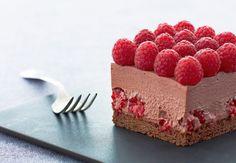 Helt fantastisk chokolade og hindbær (Morten Heiberg for Bo Bedre)