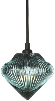 Glass Top Pendant Light