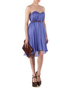 Ted Baker - XEST - Feminine waterfall dress. Now £111