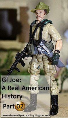 Reasonably Intelligent Rambling: GI Joe: A Real American History - Part 2