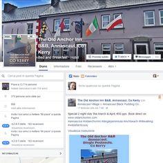 #CasoModello: Foto, Contenuti e Territorio... ecco la pagina Facebook del The Old Anchor Inn B&B
