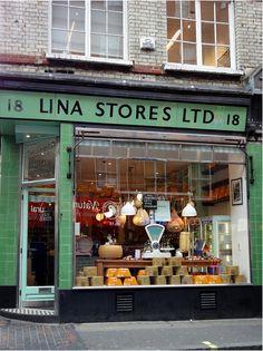 Lina Stores - Soho, London