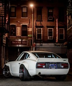 Love for Datsun, Nissan, & Infiniti vehicals Datsun Car, Datsun 240z, Tuner Cars, Jdm Cars, Retro Cars, Vintage Cars, Nissan Z Cars, Chevy Muscle Cars, Sweet Cars