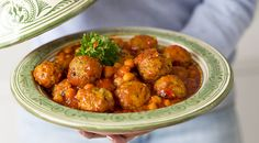 Varda's chicken meatballs