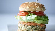 Joe Wicks' McLeanie turkey burger recipe | GoodtoKnow
