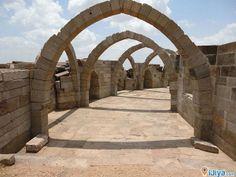 Mahakali temple, Pavagadh, Panchmahal, Gujarat, India Pavagadh Hill Station, A Passenger Ropeway Facility. iJiya TAG :8235880