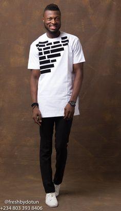 The 2017 Nigerian Men Fashion Styles Magazine! African Wear Styles For Men, African Shirts For Men, African Dresses Men, African Clothing For Men, African Attire, African Style, Nigerian Men Fashion, African Men Fashion, Big Men Fashion