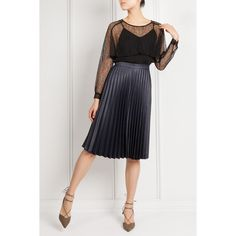 Sweet Rebel Pleated Skirt