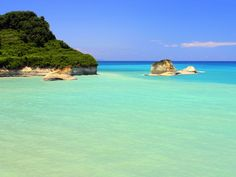 Forget the Acropolis, hanging out on the beach of Corfu sounds like a dream vacation to me!