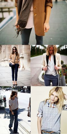 """casual, comfortable, simply stylish. there's something so timeless about hitting that trifecta."" i couldn't agree more."