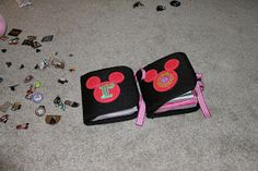 Crafting a Pin Trading Book