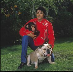Michael Jackson - (1986)🐶