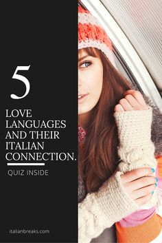 Have you ever wondered how you perceive love? Take this quiz and find out! And see what part of Italy your love language comes from while you're at it!